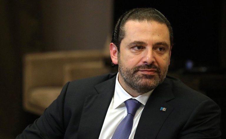 LIBANO, SI DIMETTE IL PRIMO MINISTRO HARIRI