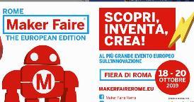 ARTE, ROBOTICA E INTELLIGENZA ARTIFICIALE. A ROMA TORNA LA MAKER FAIRE