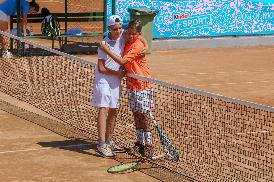 TENNIS TROPHY FIT KINDER+SPORT, A MONTECARLO IL MASTER INTERNAZIONALE