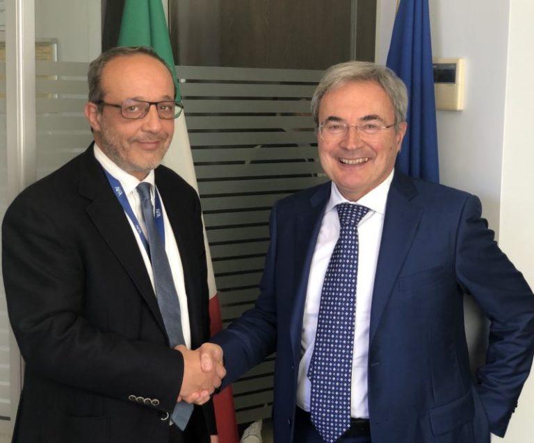 SI È INSEDIATO IL NUOVO PRESIDENTE DELL'AIFA DOMENICO MANTOAN