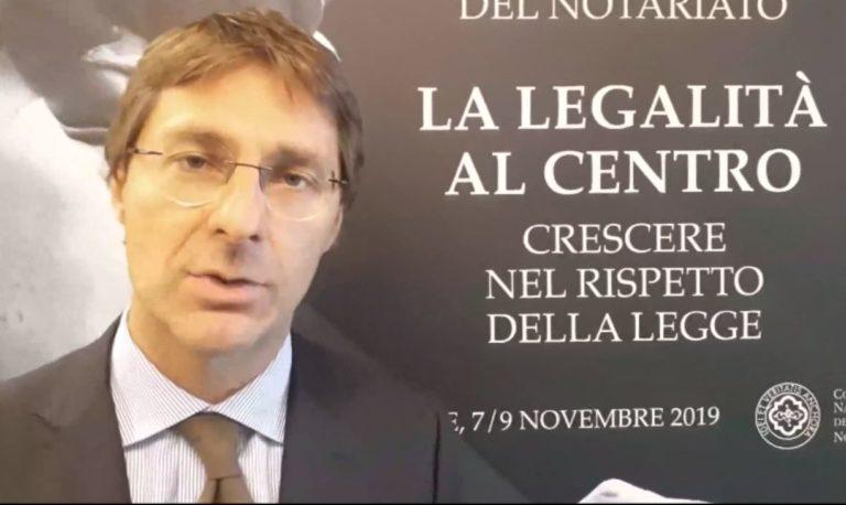 """MARCOZ """"NOTAI PRONTI AD AIUTARE CRESCITA STATO"""""""
