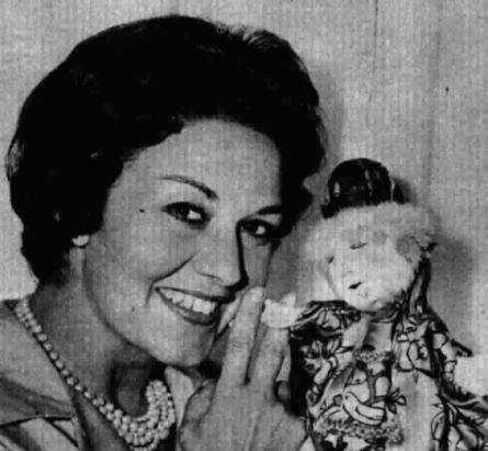 È MORTA ELDA LANZA, LA PRIMA PRESENTATRICE TELEVISIVA ITALIANA