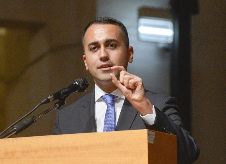 """IRAQ, DI MAIO """"L'ISIS RIVENDICA L'ATTACCO, L'ITALIA NON INDIETREGGIA"""""""