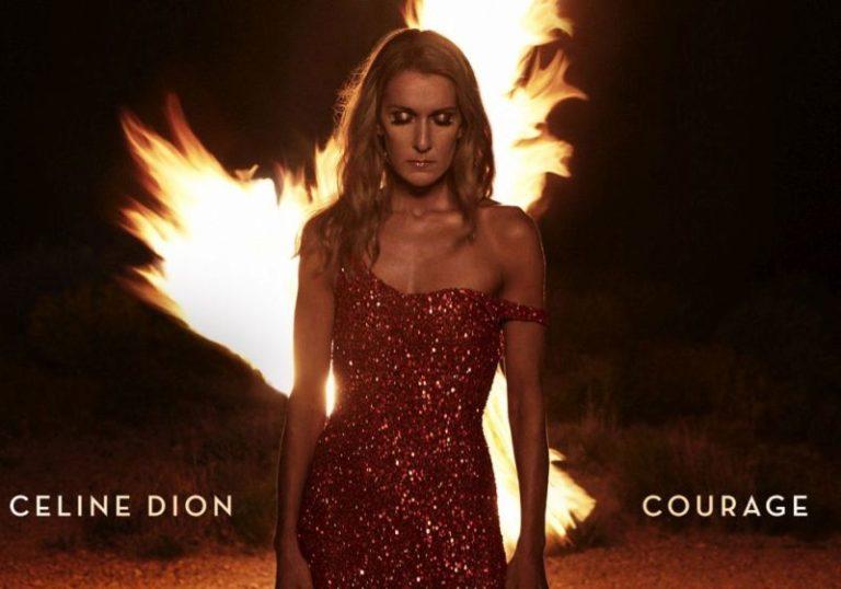 """CELINE DION TORNA CON IL NUOVO ALBUM """"COURAGE"""""""