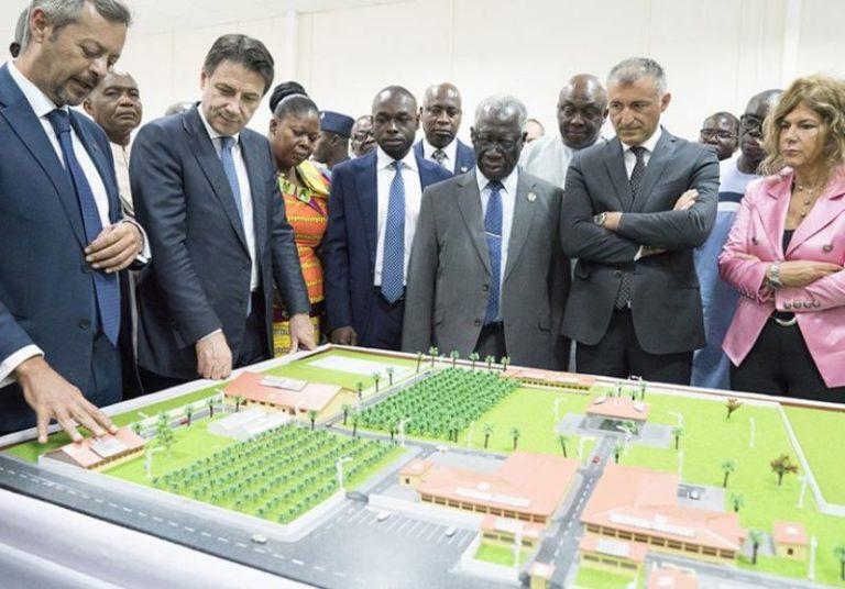 ENI INAUGURA IN GHANA PROGETTO DI FORMAZIONE IMPRENDITORIALE E AGRICOLA