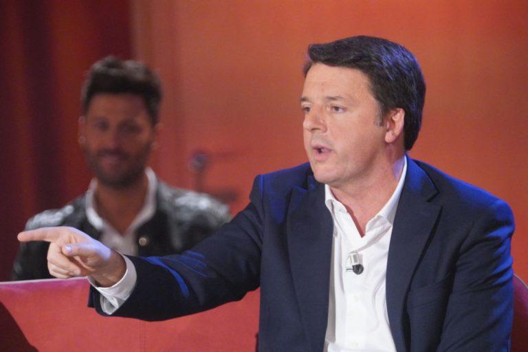"""ITALIA VIVA, RENZI """"NON SAREMO LA SESTA STELLA DI GRILLO"""""""