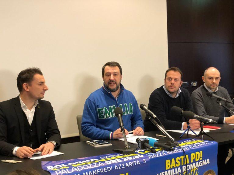 """SALVINI """"REGIONALI TEST PER IL GOVERNO"""""""