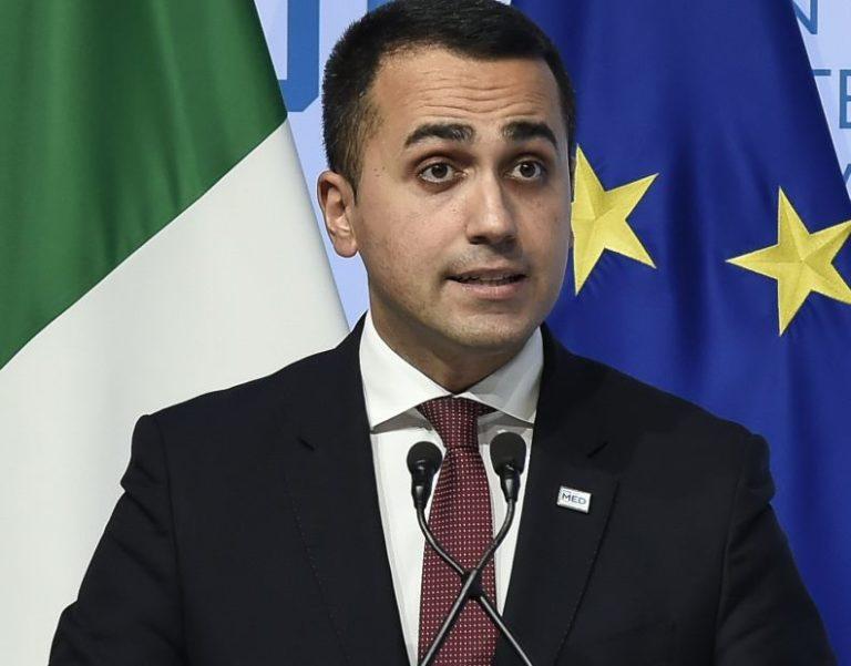 """DI MAIO """"NON ESISTE SOLUZIONE MILITARE IN LIBIA"""""""
