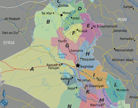 MISSILI IRANIANI CONTRO LE BASI USA IN IRAQ