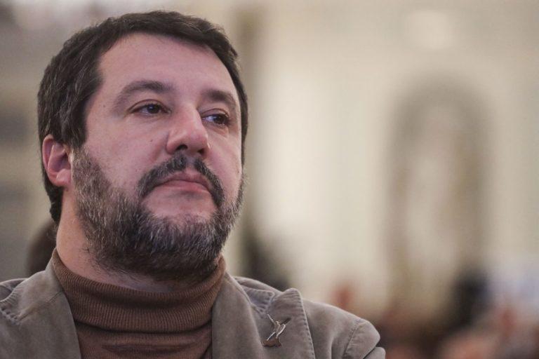 """Salvini """"Il cambio in Emilia-Romagna è solo rimandato"""""""