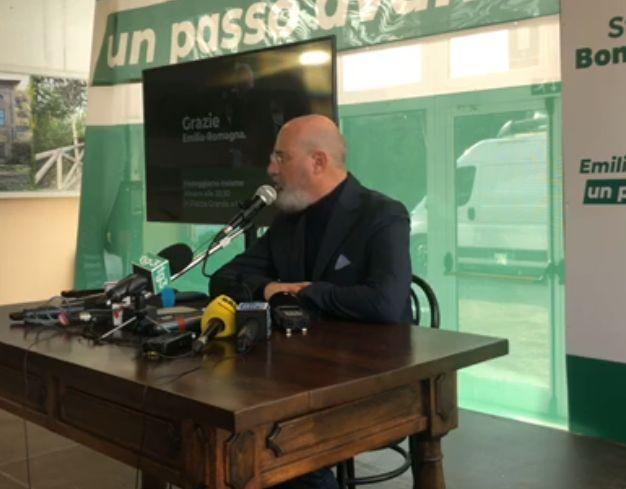 """Bonaccini """"In Emilia Romagna vince il territorio, ora Pd più largo"""""""