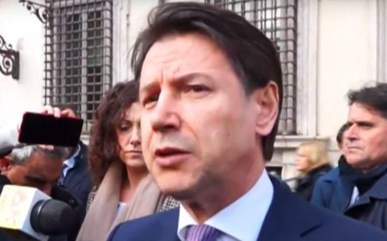 """Conte """"Salvini grande sconfitto alle regionali"""""""