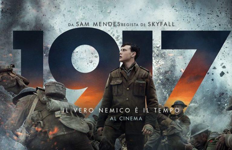"""""""1917"""" in testa al box office con un incasso di oltre 2 milioni"""
