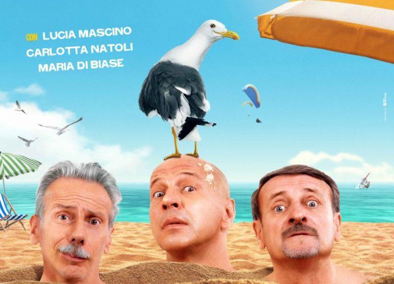 """""""Odio l'estate"""", Aldo, Giovanni e Giacomo tornano al cinema"""