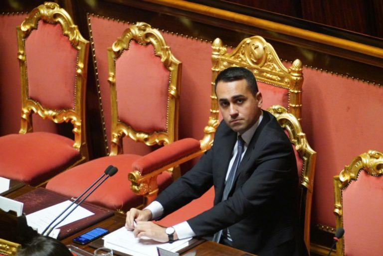 """Di Maio """"Preoccupati per le violazioni della tregua in Libia"""""""