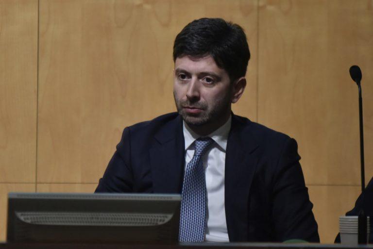 """Coronavirus, Speranza """"Italia subito attivata per la prevenzione"""""""