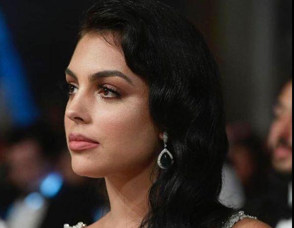 """Georgina Rodriguez """"A Sanremo voglio mostrarmi per quello che sono"""""""
