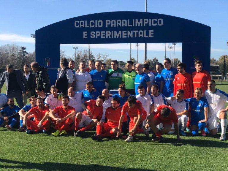 """Al via tornei Divisione Paralimpica Figc, Gravina """"Giorno speciale"""""""