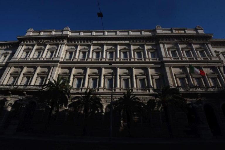 Da Bankitalia 55 milioni per l'emergenza coronavirus