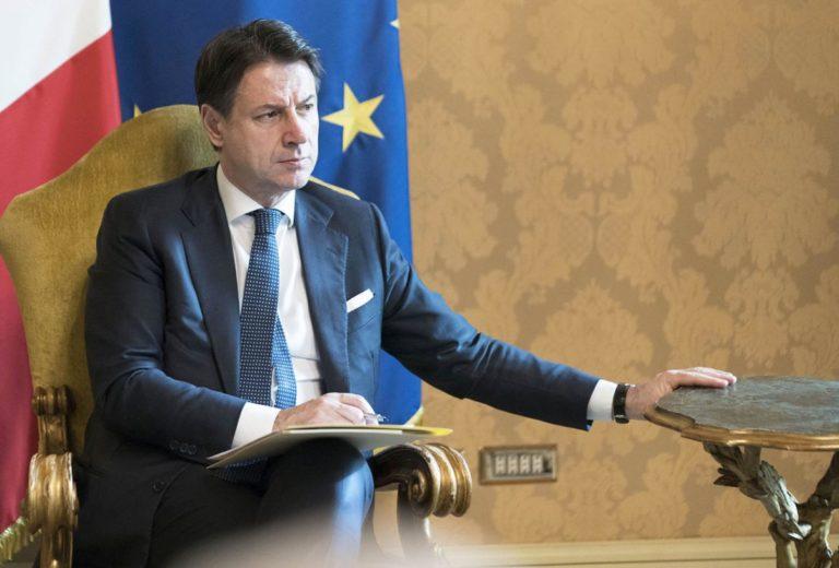 """Coronavirus, Conte """"L'Italia ha dato grande prova di sè"""""""