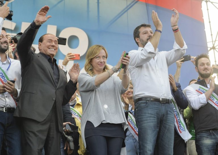 Regionali, nel centrodestra raggiunto l'accordo sui candidati
