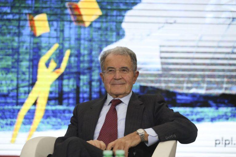 """Mes, Prodi """"Prenderlo e ringraziare"""""""