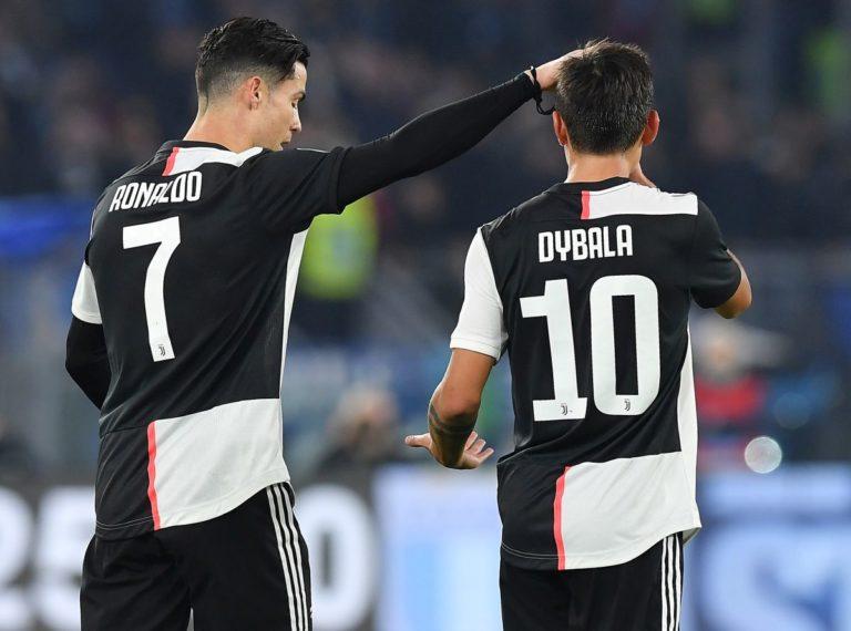 La Juventus passa a Bologna, in gol Ronaldo e Dybala