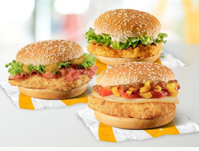 Partnership McDonald's e GialloZafferano,arrivano le McChicken Variation