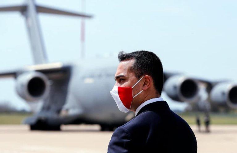 """Libia, Di Maio incontra Serraj """"Evitare la divisione del Paese"""""""