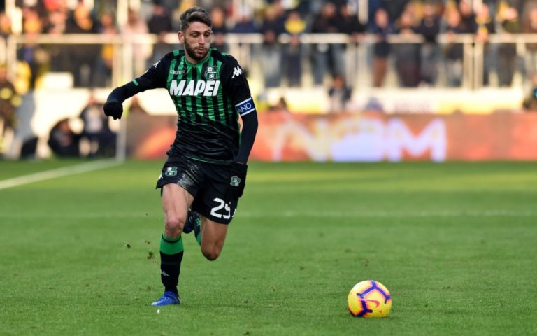 L'Inter frena, con il Sassuolo finisce 3-3 a San Siro