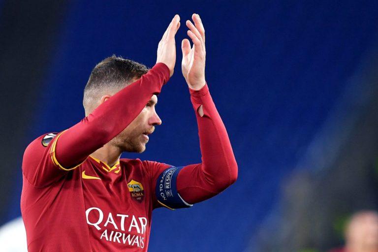 Doppietta Dzeko trascina la Roma, 2-1 in rimonta alla Samp