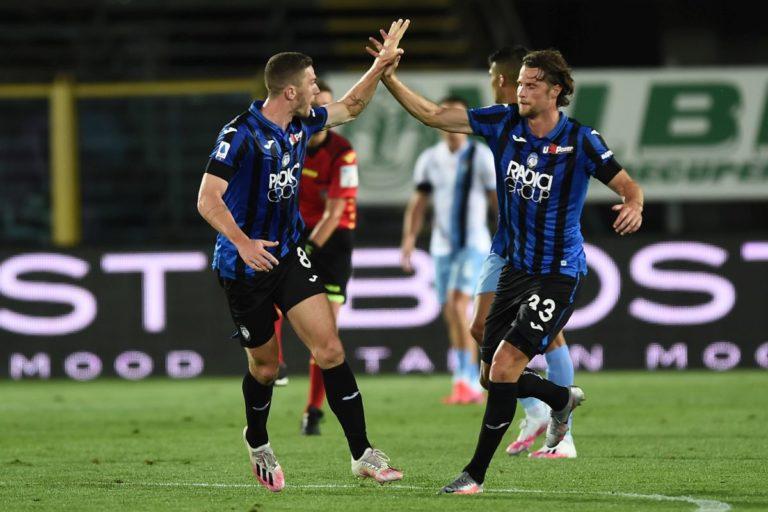La Lazio spreca, l'Atalanta rimonta e vince 3-2