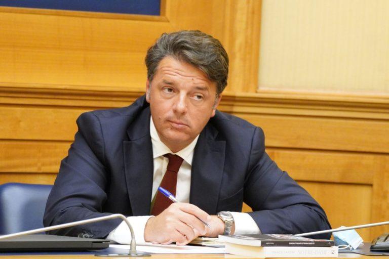 """Renzi """"Un patto con Pd e M5S per arrivare al 2023"""""""