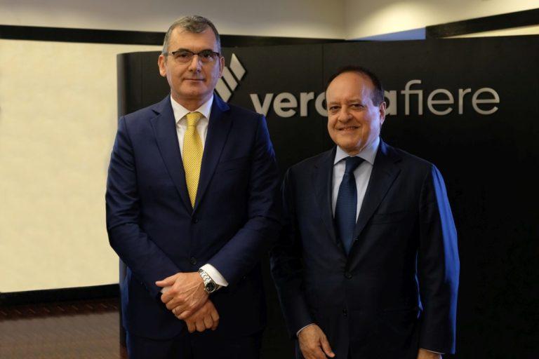 Veronafiere, nel 2019 fatturato sale a 105,5 milioni