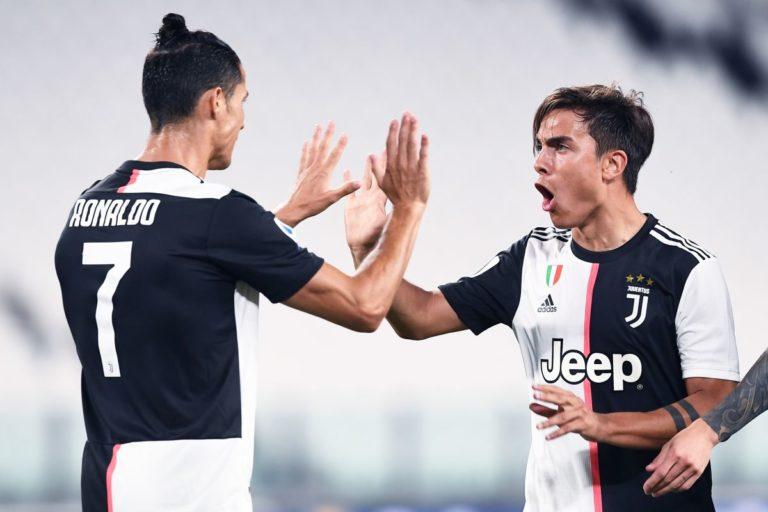 Serie A, La Juve cala il poker contro il Lecce e prova la fuga