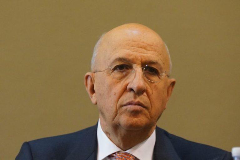 Patuelli rieletto presidente dell'Abi per il quarto mandato