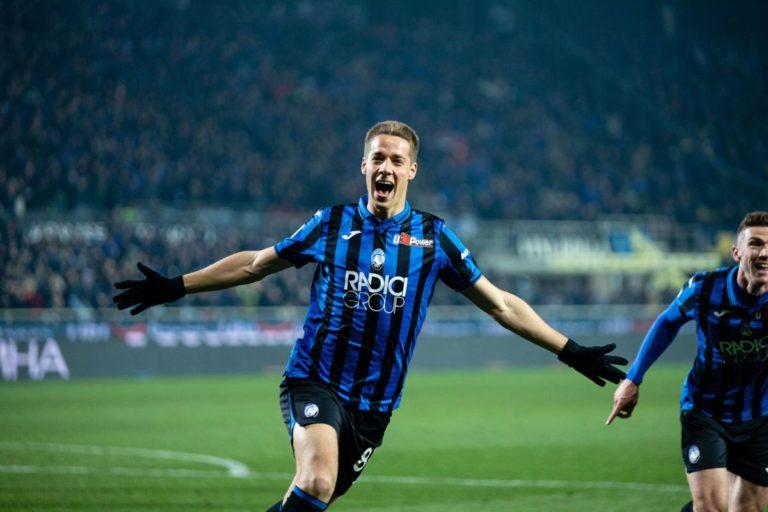 Atalanta-Brescia 6-2, tripletta Pasalic e nerazzurri a -6 dalla Juve